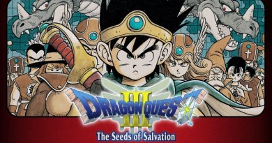 Dragon Quest III: The Seeds Of Salvation Review