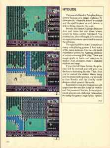 Game Players Buyers Guide To Nintendo Games | October 1989 pg-110
