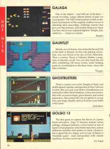 Game Players Buyers Guide To Nintendo Games | October 1989 pg-52