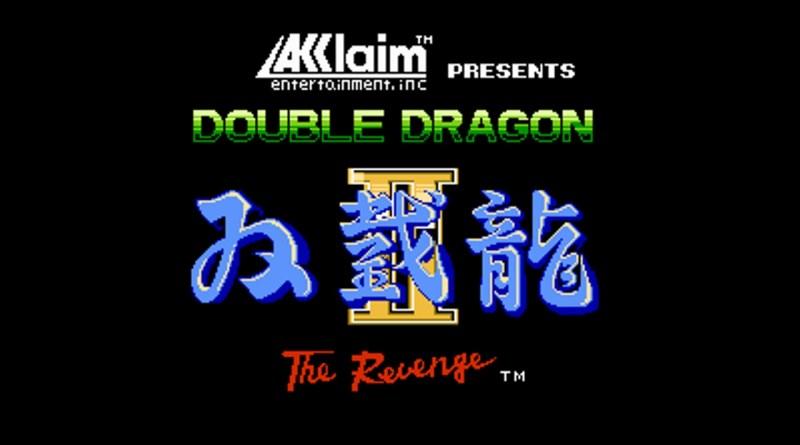 Double Dragon Ii The Revenge Nes Game Hub Nintendo Times