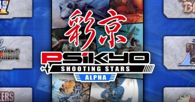 Psikyo Shooting Stars Alpha Review