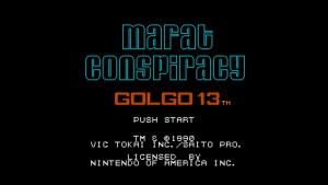 Mafat Conspiracy: Golgo 13 II (NES) Game Hub