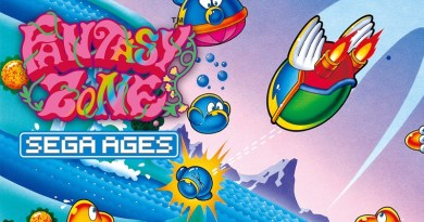 Sega Ages Fantasy Zone Review
