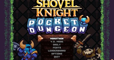 Yacht Club Games Shows Off Cyber Shadow & Shovel Knight Pocket Dungeon
