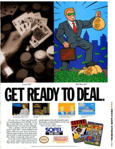 1990 World of Nintendo Buyers Guide p9