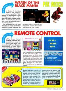 Nintendo Power | January-February 1990-93