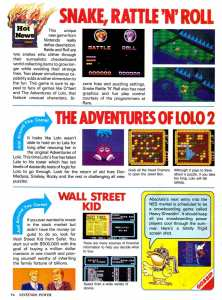 Nintendo Power | January-February 1990-94