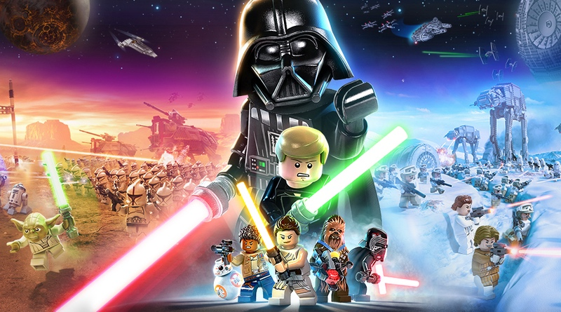 Lego Star Wars The Skywalker Saga Is Still On Track For This Year Nintendo Times