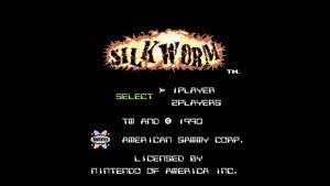 Silkworm (NES) Game Hub