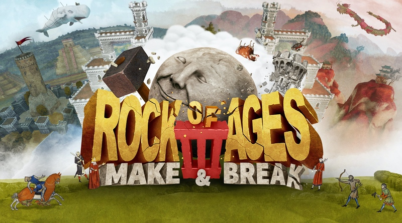 Rock Of Ages 3: Make & Break Review