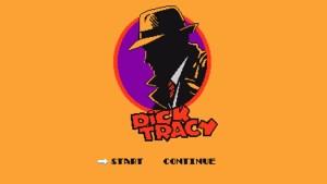 Dick Tracy (NES) Game Hub