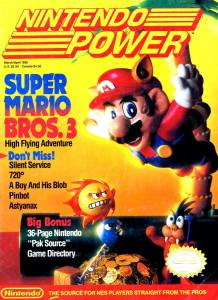 Nintendo Power | March April 1990 p-001