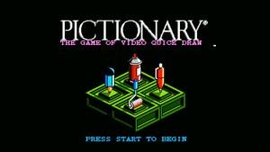 Pictionary (NES) Game Hub