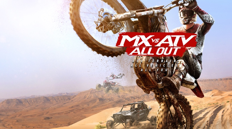 MX vs ATV All Out Review