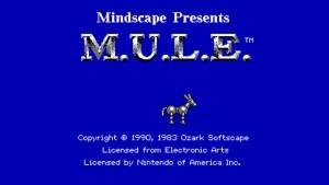 MULE (NES) Game Hub