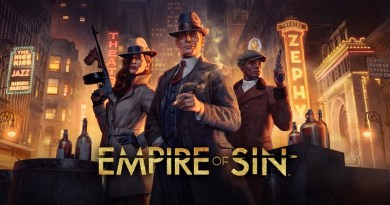 Empire Of Sin Review