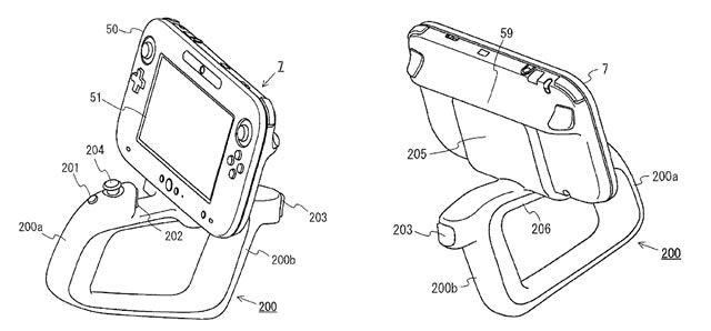 New Wii U Zapper revealed in patent application