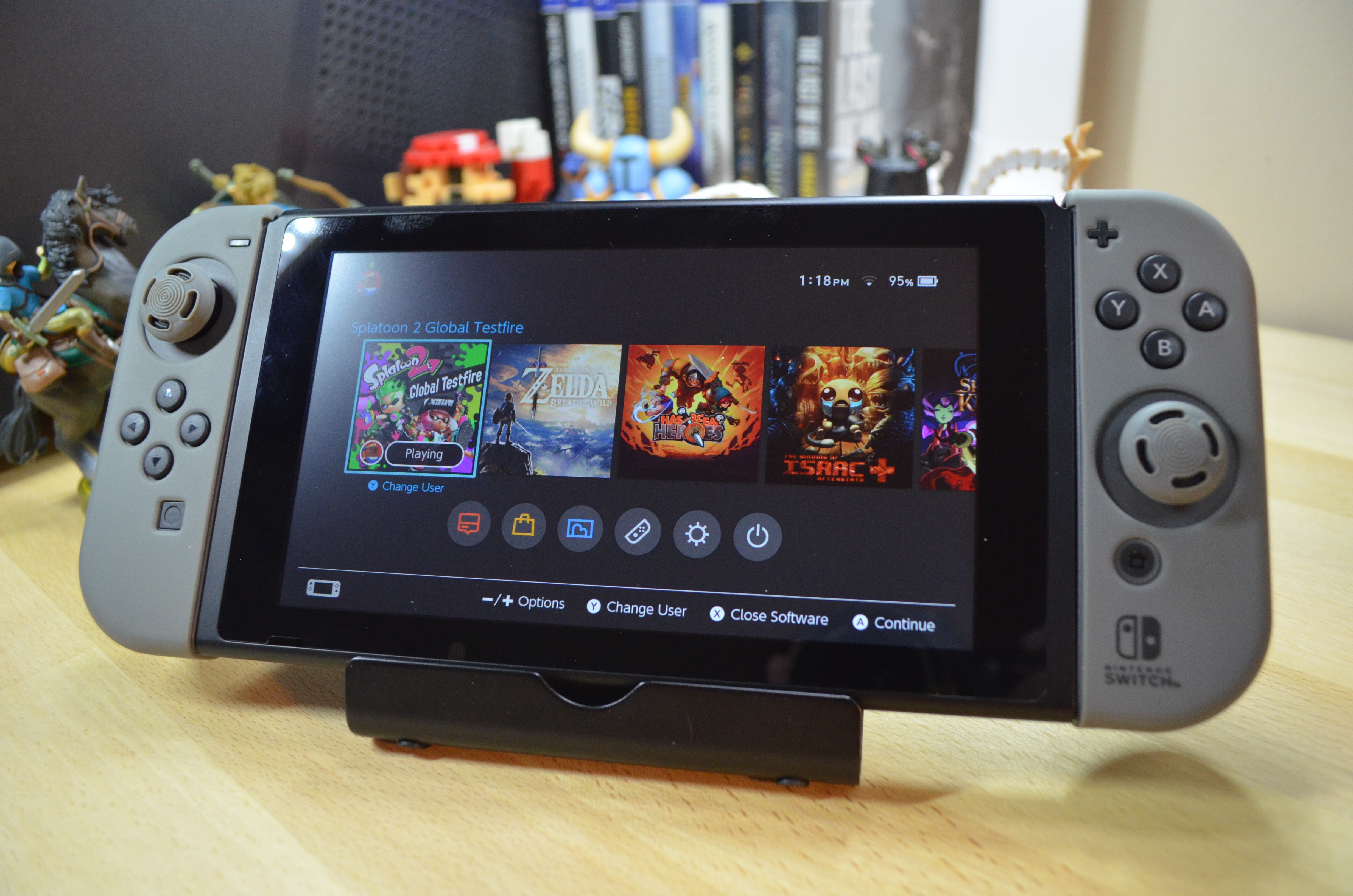 Nintendo Can Lose Your Switch Save Data In The Repair