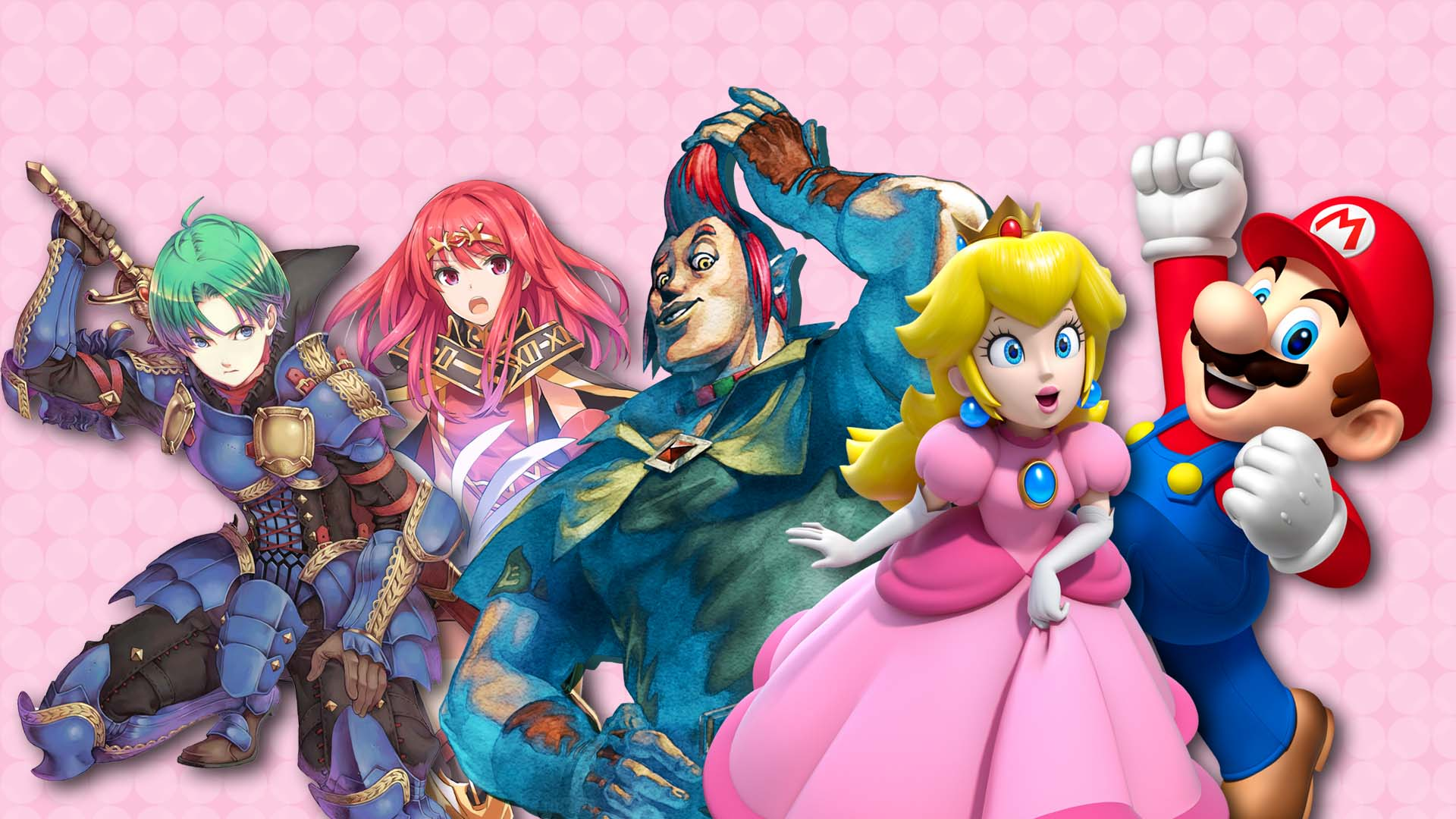 The 5 best Nintendo character relationships  Nintendo Wire
