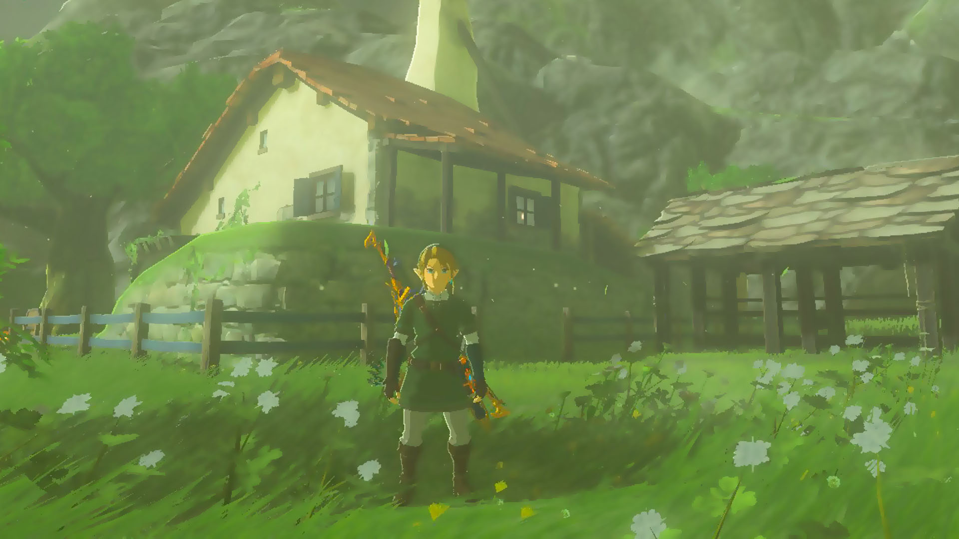Guide Completing The Hylian Homeowner Side Quest In