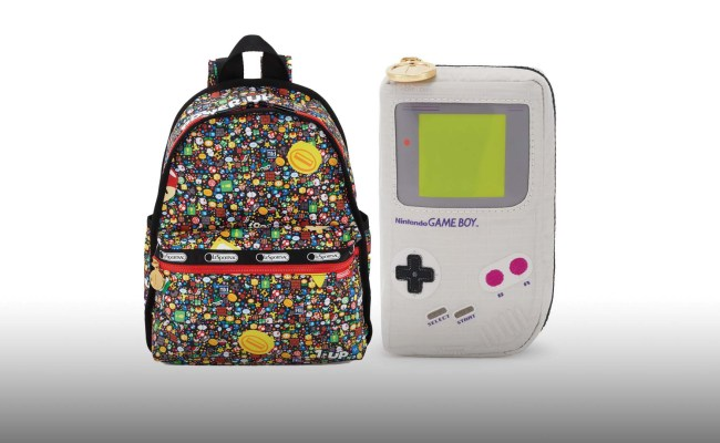 Lesportsac X Nintendo Collection Announced For Fall 2017