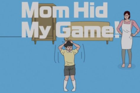 Image result for mom hid my game switch