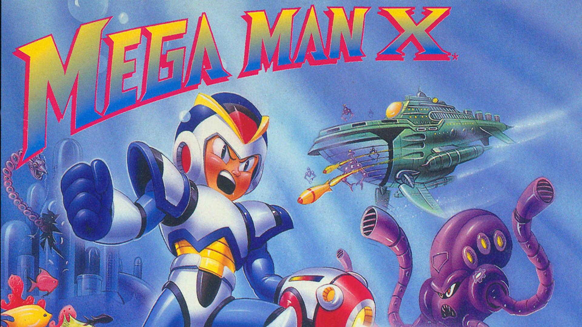 Super September Hunting Mavericks with Mega Man X