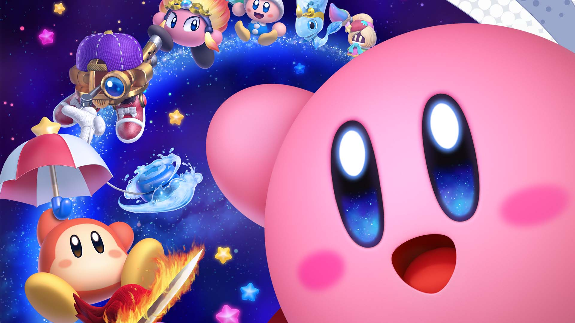 Kirby Star Allies Shows Off Plenty Of New And Returning