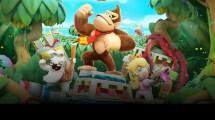 Ubisoft Delves Deep Mario Rabbids Donkey Kong