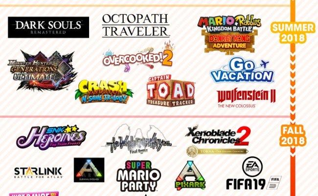 Nintendoswitch Release Schedule Nintendo Wire