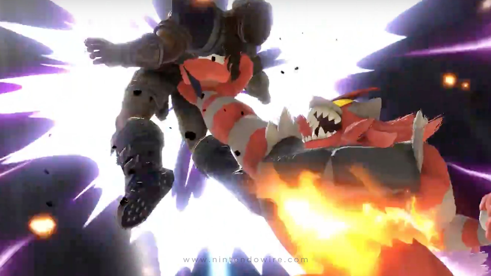 Hands On Super Smash Bros Ultimates New Fighters Each