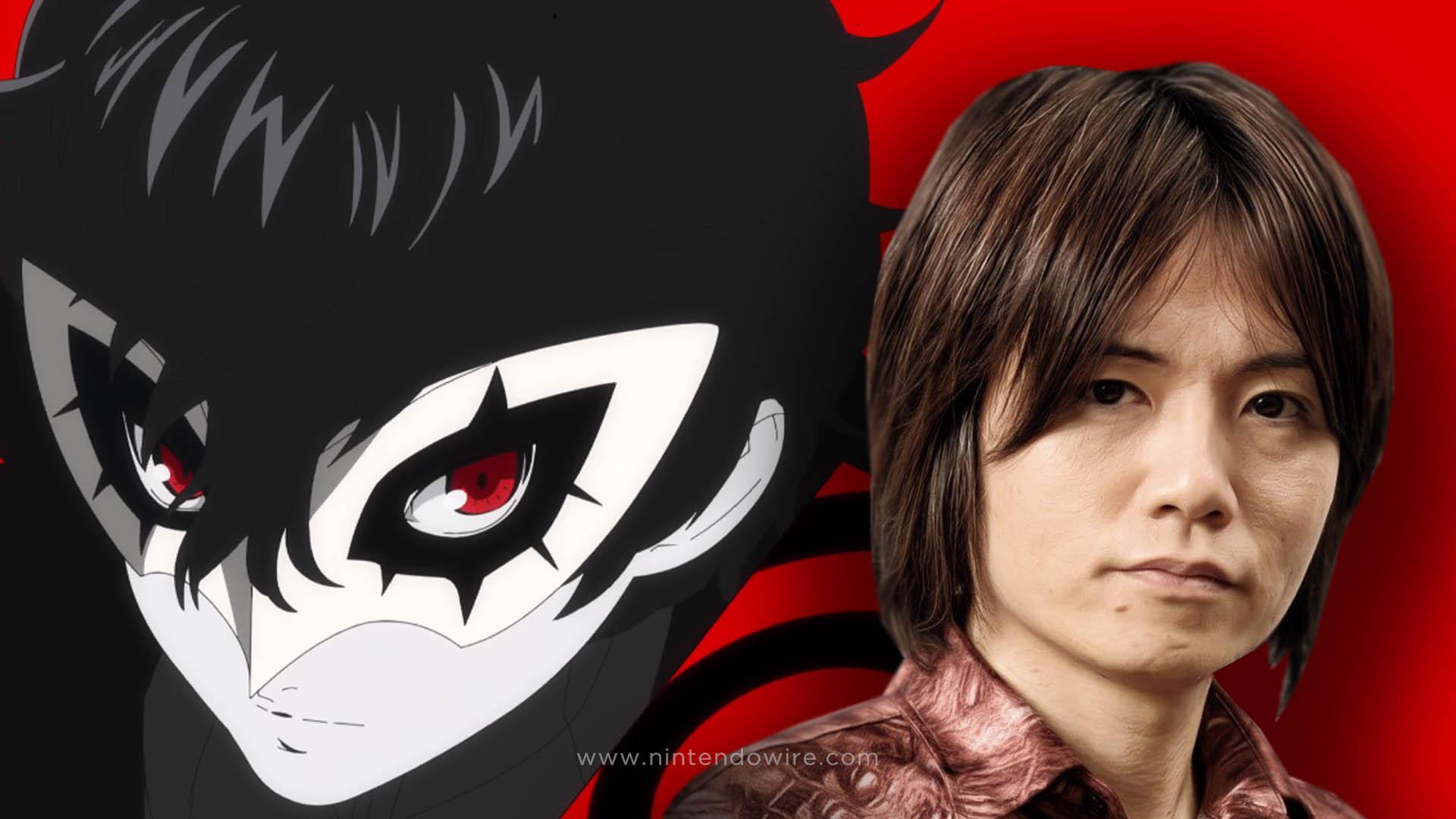 Masahiro Sakurai Talks Joker Reveal Online Issues And