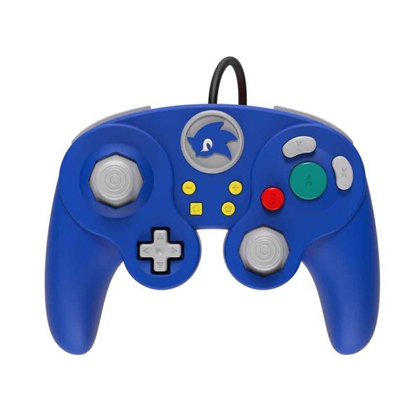 A new Sonicthemed PDP controller is on the way  Nintendo