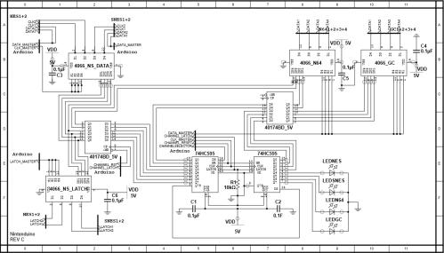 small resolution of n64 wiring diagram wiring library gbc wiring diagram gamecube wiring diagram circuit diagram schema furnace wiring