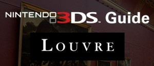 Louvre Guide 3DS Title