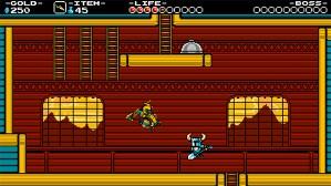 Shovel Knight Wii U Screenshot