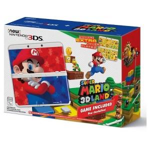 Mario 3D Land 3DS