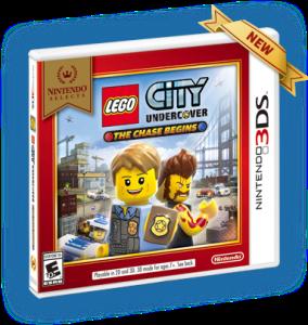 lego city 3d