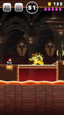 Super Mario Run Screenshots for iPhone & iPad