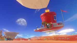 Super Mario Odyssey Nintendo Switch Screenshot -
