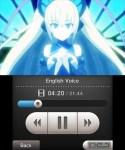 Azure Striker Gunvolt The Anime - Nintendo 3DS Screenshot #2