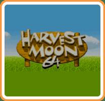 harvest moon 64 wii u