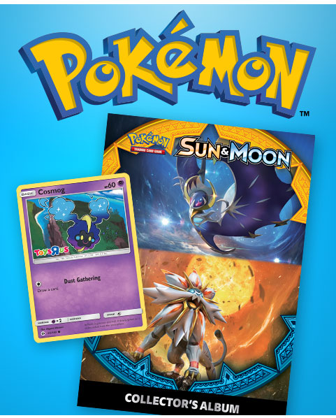 toys r us pokemon trade & collect event