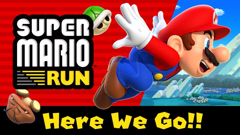 Super Mario Run Available on Android Now