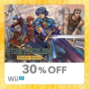 30% Off Fire Emblem Shadow Dragon Wii U eShop My Nintendo Reward