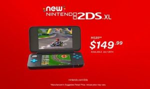 New Nintendo 2DS XL Release Date & Price