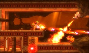 Metroid Samus Returns Nintendo 3DS Screenshot Preview C