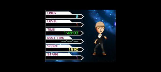 Tetris Axis Nintendo 3DS Screenshot Preview B
