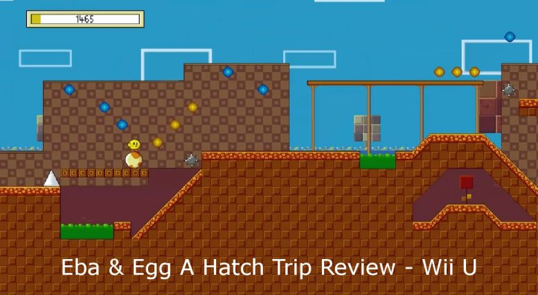 Review Eba & Egg Wii U