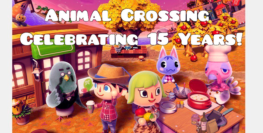 15 Years of Animal Crossing
